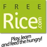Free Rice logo - opens in new window to: http://freerice.com/user/login?destination=frog%2Fjoin%2F4855179%2F92a7bb40651be1477