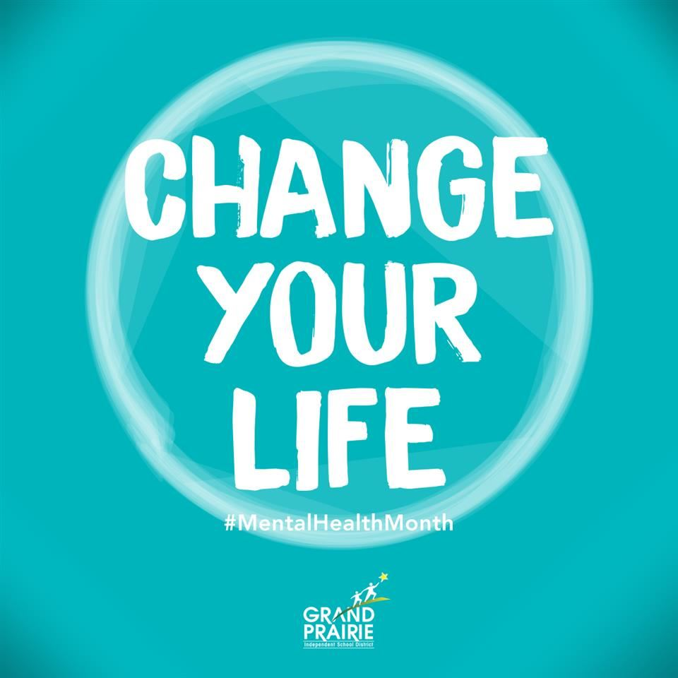 Change Your Life - decorative image