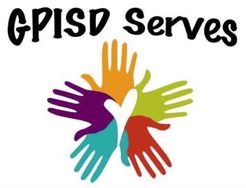 GPISD serves logo