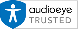 audioeye Trusted graphic