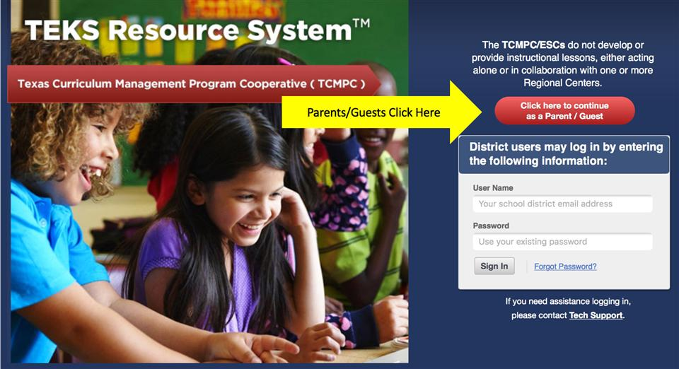 TEKS Resource System How To