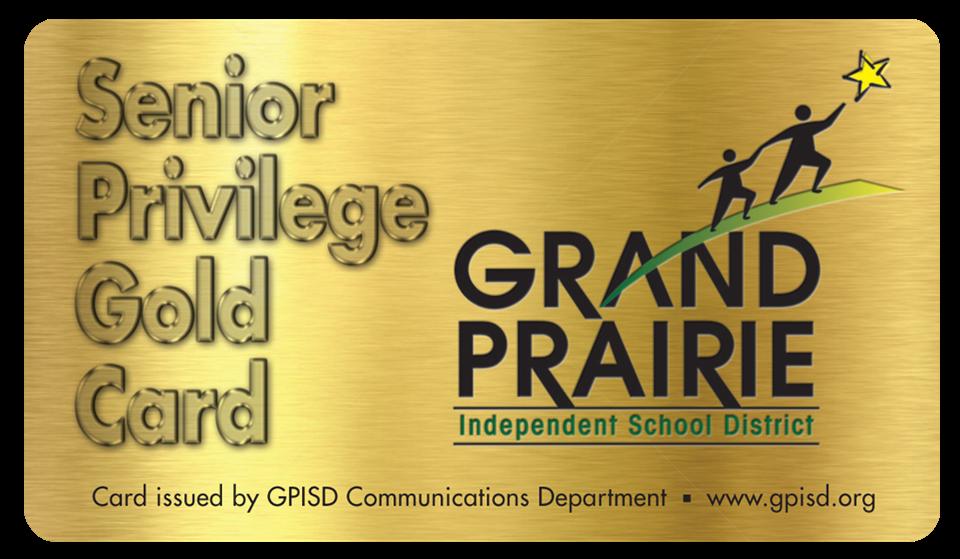 Senior Privilege Gold Card / Overview
