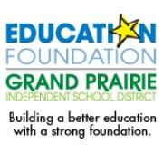 Grand Prairie ISD Education Foundation logo