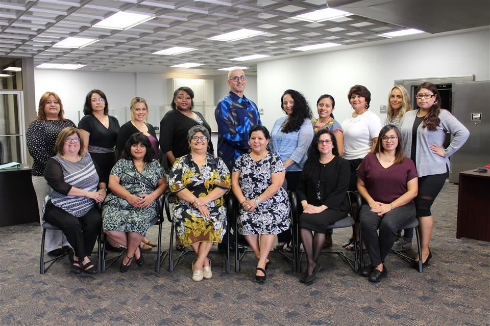 2018-2019 Family Engagement Liaison group photo