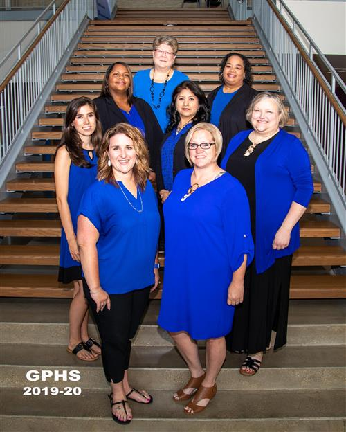 GPHS Counseling Services Team
