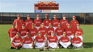 JV2 Baseball Team Photo