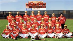 Varsity Baseball Team Photo