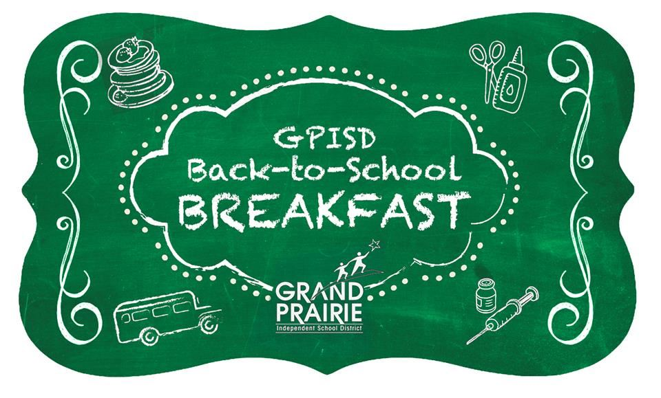 Back-to-School Breakfast logo