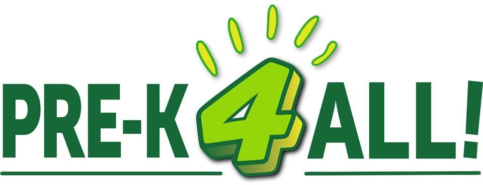 Prek for all logo