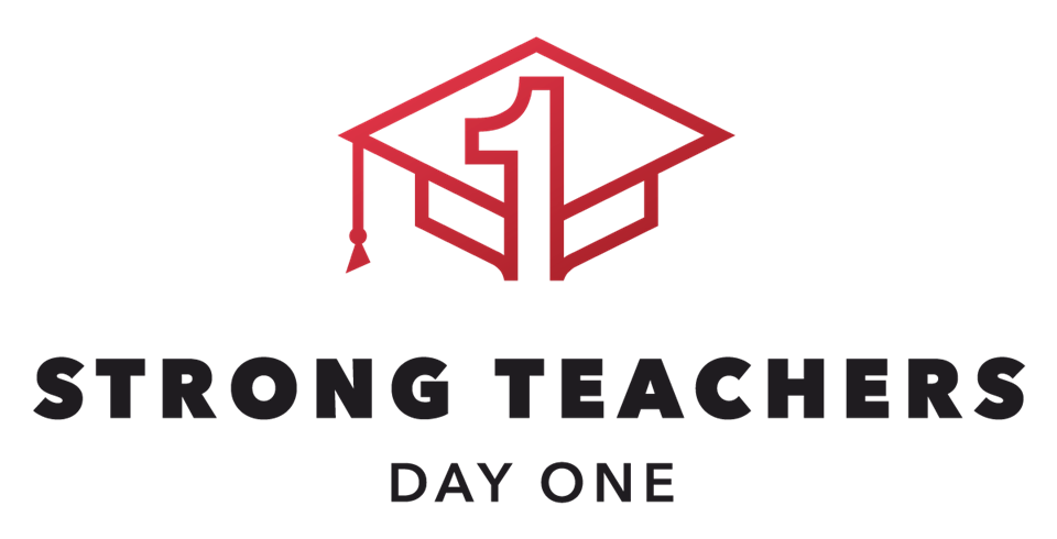 Strong Teachers Day One logo