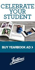"""Celebrate your student"" yearbook open"