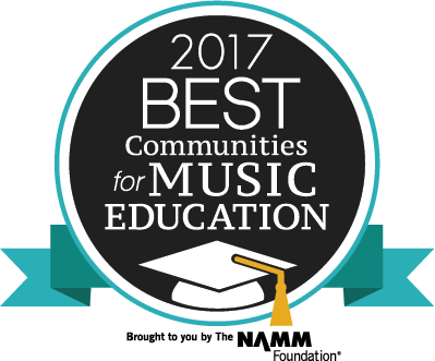2017 Best Communities for Music Education