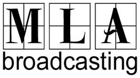 MLA broadcasting logo