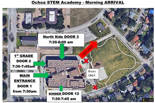 Ochoa STEM Academy / Homepage
