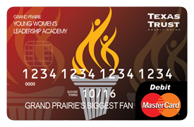 YWLA Spirit Debit Card
