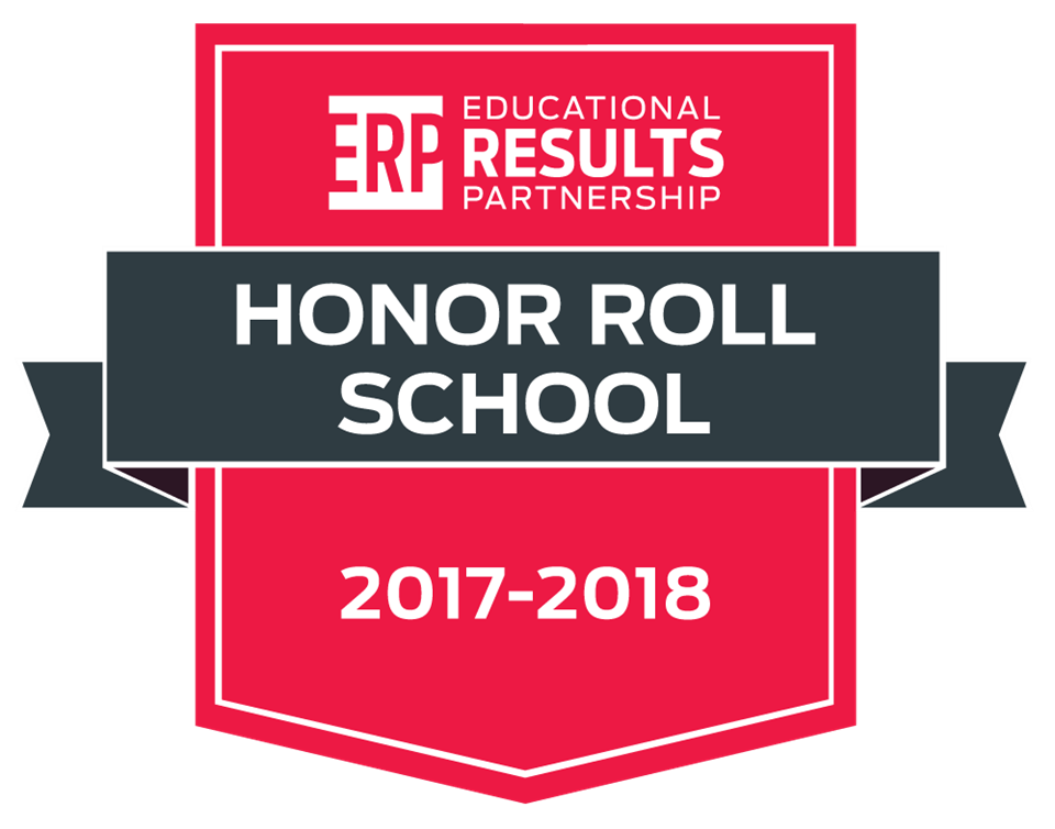Grand Prairie ISD Schools Named to Educational Results Partnership Honor Roll
