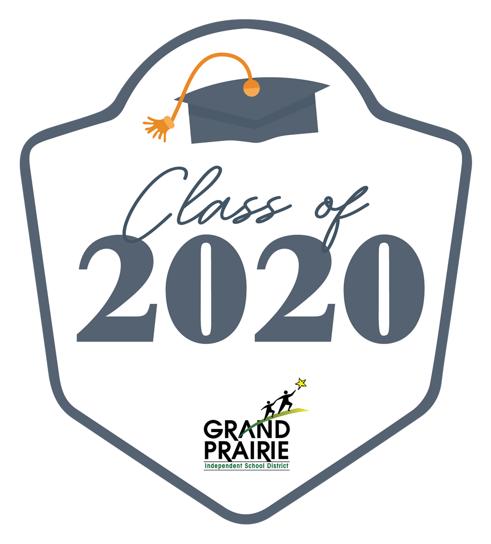 Grand Prairie ISD is proud to announce our Class of 2020 Graduation Ceremonies will be held at Globe Life Field, home of the Texas Rangers, on June 4 and 5.