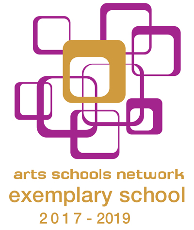 Garner Fine Arts Academy Earns Arts School Network Exemplary School Designation