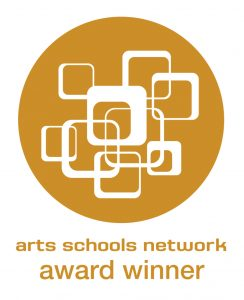 GPISD receives Superintendent Award and Teacher of the Year award from Art Schools Network