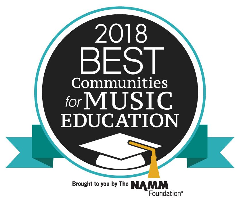 Grand Prairie ISD's Music Education Program Receives National Recognition
