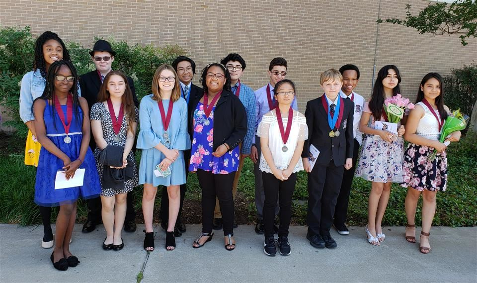 GPISD Students Qualify for Duke Gifted Program