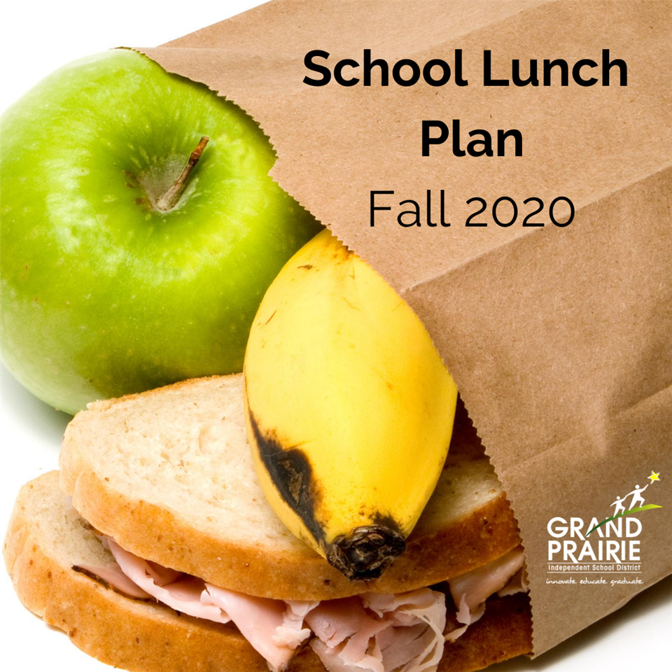 Fall 2020 Meal Pickup Plan