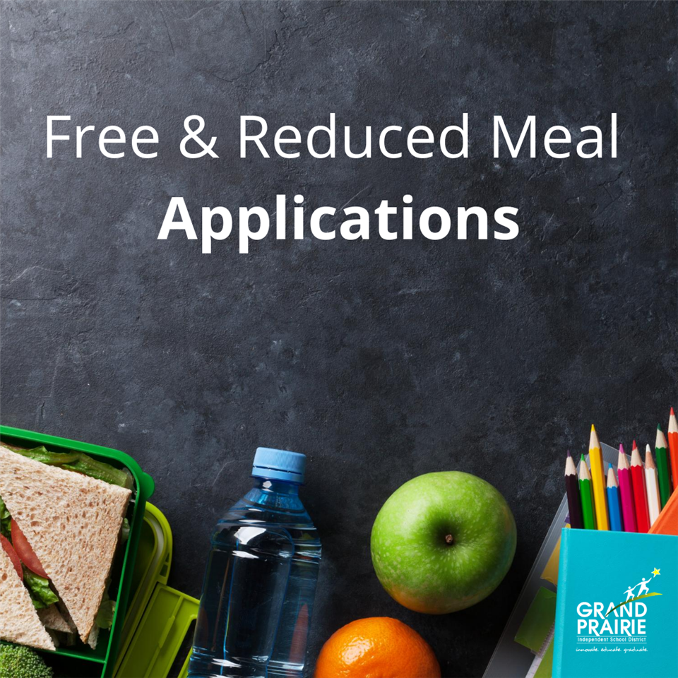 Free and Reduced-Price Meal Application