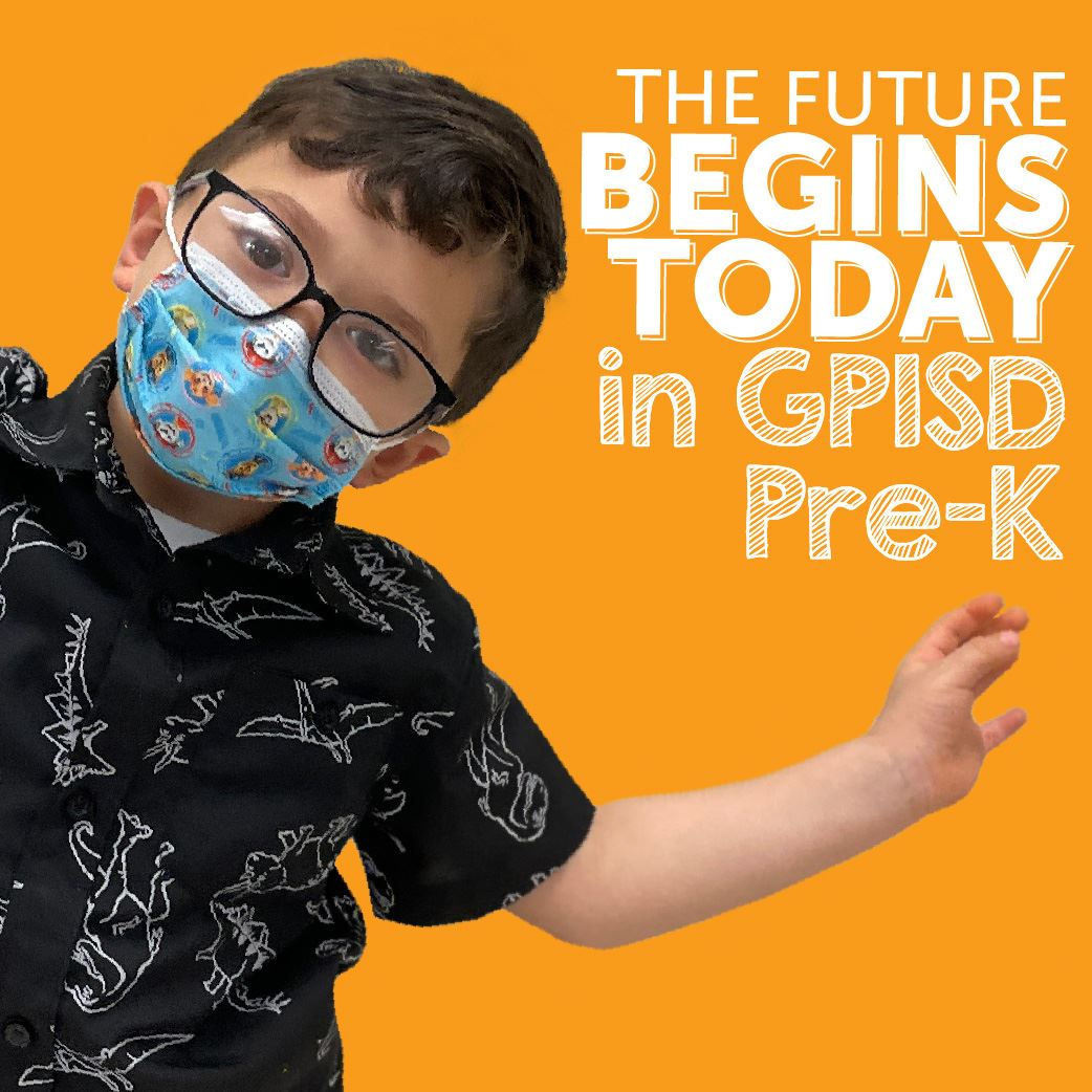Pre-Register for Pre-K NOW!