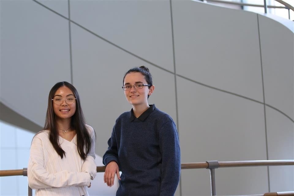 Two GPISD Students Named National Merit Semifinalists