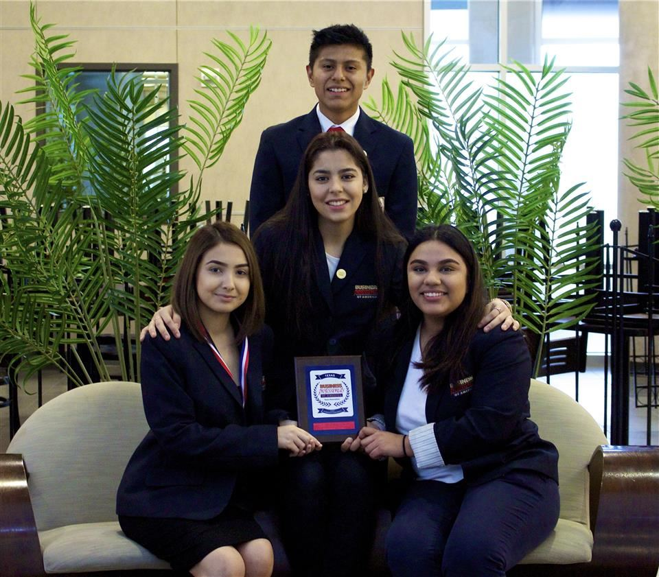 A Four-Year Journey: Dubiski Career High School BPA Broadcast News Production Team Places #1 at BPA State Leadership Conference