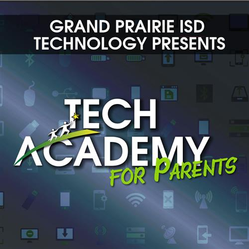 Join us for our Parent Tech Academy