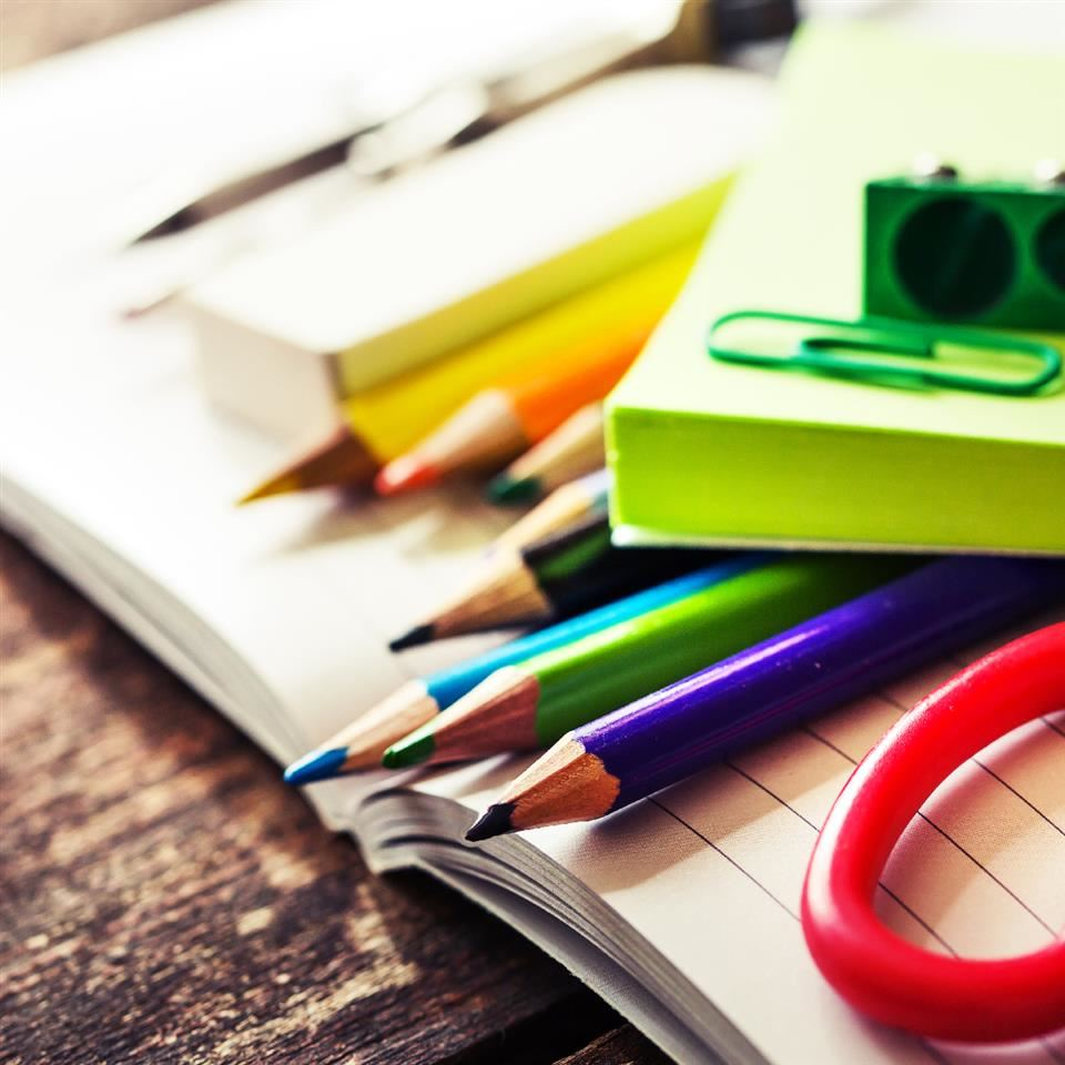 School Supplies Registration Now Open