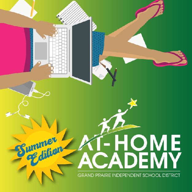 GPISD At-Home Academy Summer Edition