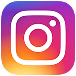 Pink, purple and orange Instagram logo that links to nd-prairie-high-school/