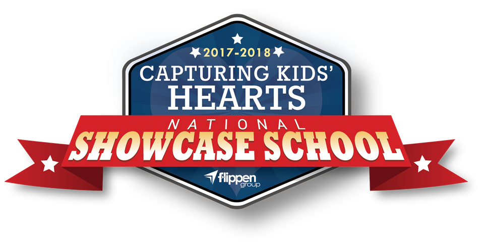 2017-2018 Capturing Kids' Hearts National Showcase School - Flippen Group - logo