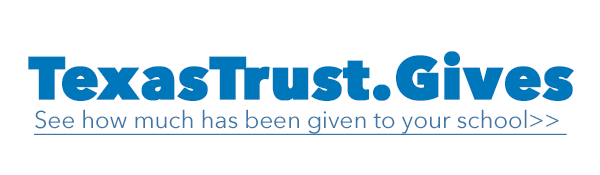 TexasTrust.Gives web banner
