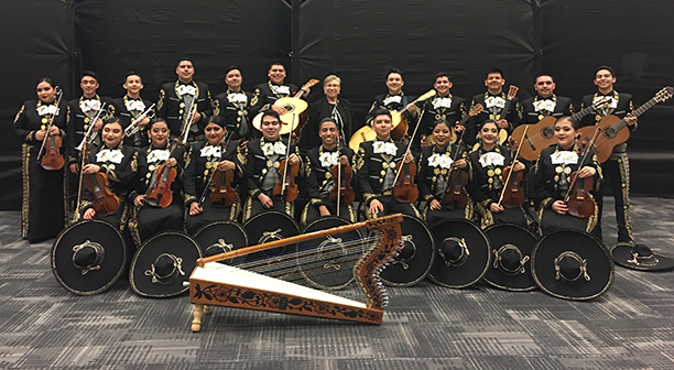Mariachi Places 3rd in State