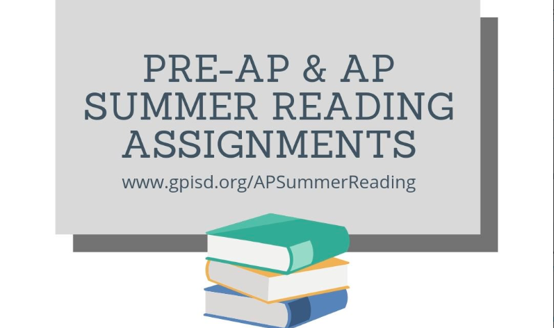 Pre-AP & AP Required Summer Reading