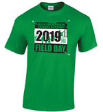 field day t-shirt