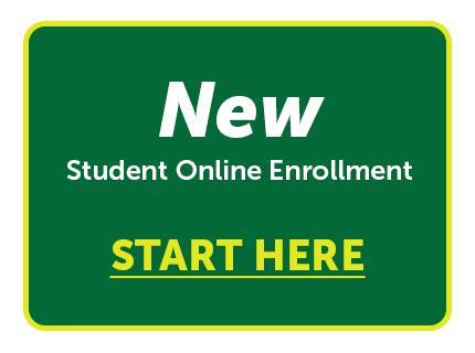 New Student Online Enrollment Start Here - Button
