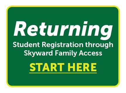 Returning Student Registration through Skyward Family Access - Start Here