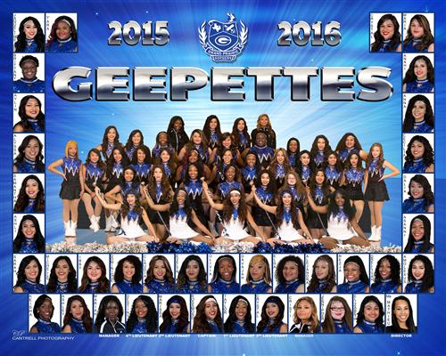 2015-2016 Geepettes