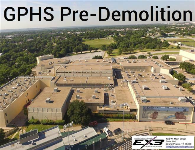 Gpisd 2015 Bond Program New Gyms Amp Football Fieldhouse