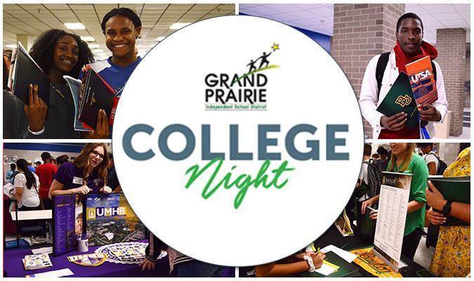 South Grand Prairie High School / SGPHS