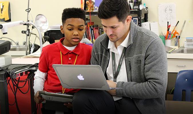 Marshall Leadership Academy / Homepage