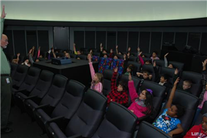 Planetarium with Kids