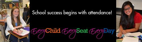 School success begins with attendance!