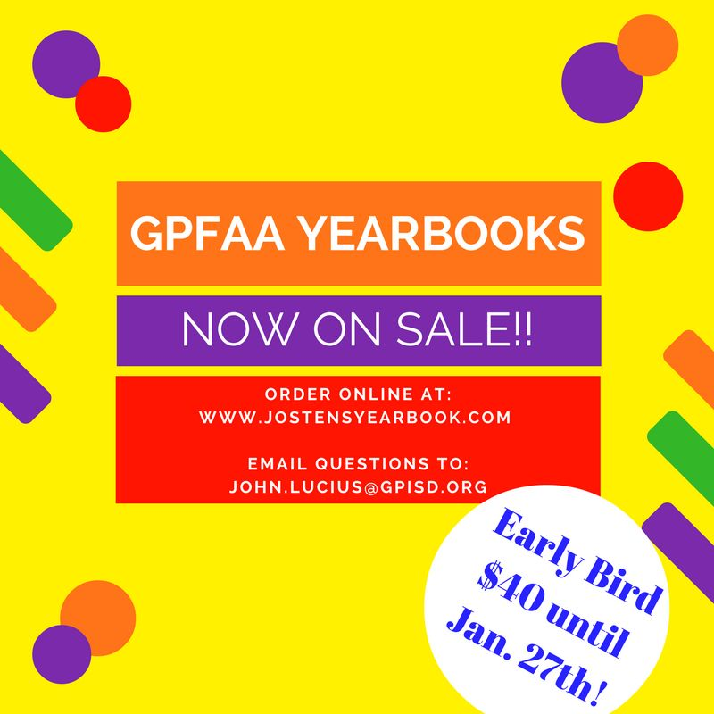 2017 Yearbooks on Sale