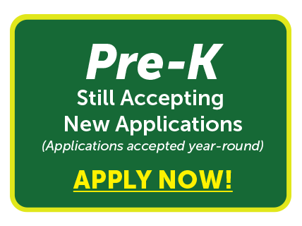 Pre-K Application English